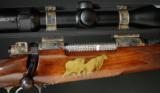 "DAKOTA ARMS- MODEL 76,7x57, 22"" barrel"