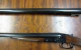 Winchester - Model 21, 12ga./12ga., Two Barrel Set