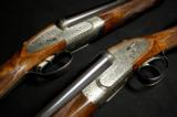 "Holland & Holland - Royal Best Sidelock, Matched Pair, 12ga., 28"" - 8 of 14"