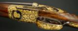 "J. Roberts & Sons, sidelock, 28 ga., 28"" barrels, M/F - 5 of 10"