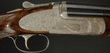 Perugini & Visini - Best, O/U, Pigeon Gun, 12ga.