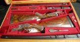 J&L Wilkins & Co. - Double Rifle, Matched Set, .470 & .300 - 1 of 13