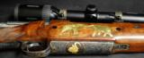 Galazan - Custom Bolt Action Rifle, .416 Rigby - 7 of 11