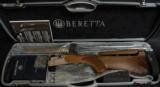 P. BERETTA- 692 SPORTING, 12ga. - 1 of 3