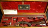 Alexander Henry Double Rifle, Edinburgh & London- .360 caliber - 2 of 10