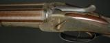 Alexander Henry Double Rifle, Edinburgh & London- .360 caliber - 5 of 10
