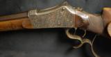 Schuetzen Rifle Chris Hoffacker Munich German Martini– 8.15 x 46R- 3 of 6