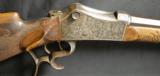Schuetzen Rifle Chris Hoffacker Munich German Martini– 8.15 x 46R- 2 of 6