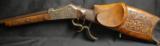 Schuetzen Rifle Chris Hoffacker Munich German Martini– 8.15 x 46R- 6 of 6