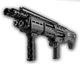 DP12 DOUBLE BARREL PUMP SHOTGUN