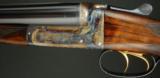 Churchill Box Lock SxS 20ga.