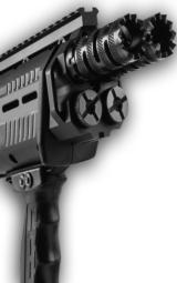 DP-12 DOUBLE BARREL 16 SHOT PUMP ACTION SHOTGUN