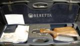 Beretta, DT 11 X-TRAP Combo (JDT1U11) Factory show and display gun, 12ga. - 1 of 5