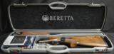 P. Beretta 692 Sporting: 12 ga. 30
