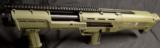 Standard Manufacturing, DP-12 Pump Shotgun in OD Green