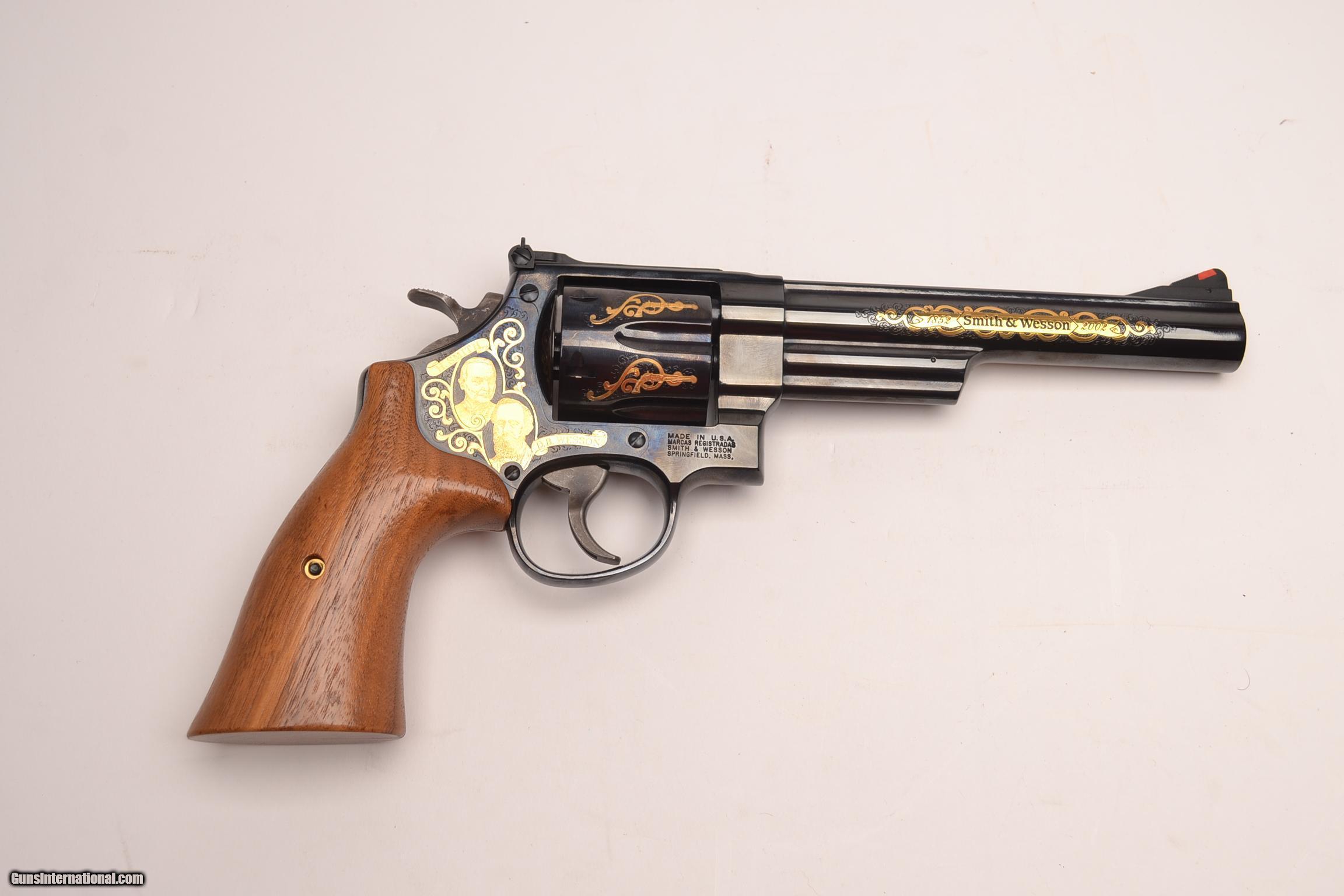 Smith & Wesson - .44 Magnum Revolver