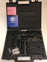 """FNH Five-Seven Pistol 5.7X28mm, 4.75"""" barrel, 20+1"""