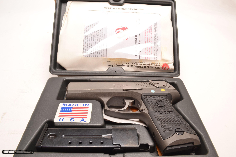 sturm ruger p94 stainless steel 9mm rh gunsinternational com ruger p94 owners manual Ruger P90