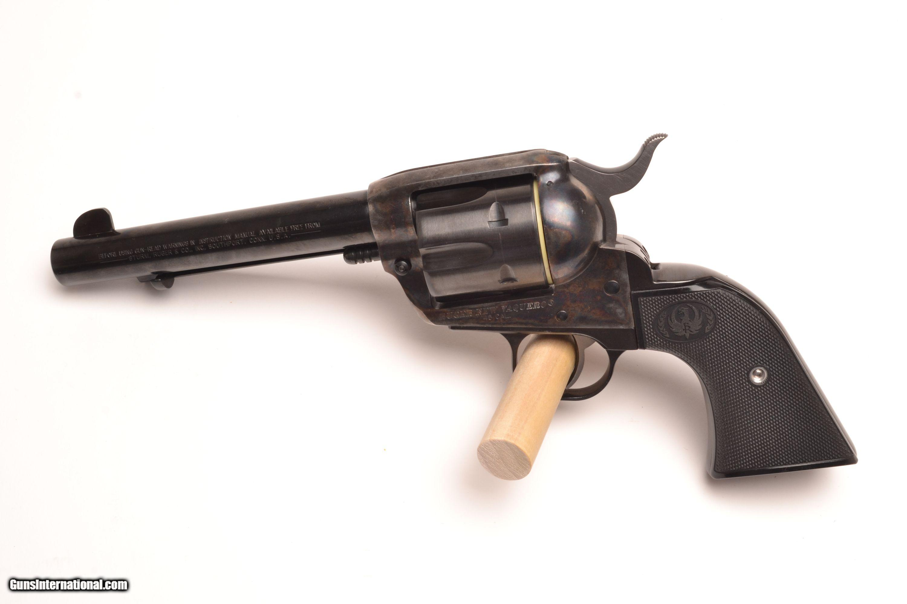 Sturm Ruger New Vaquero, 45LC for sale