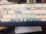 "Smith & Wesson - Model 41, 22LR. 7 3/8"" Barrels - 7 of 7"