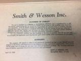 "Smith & Wesson - Model 41, 22LR. 7 3/8"" Barrels - 6 of 7"