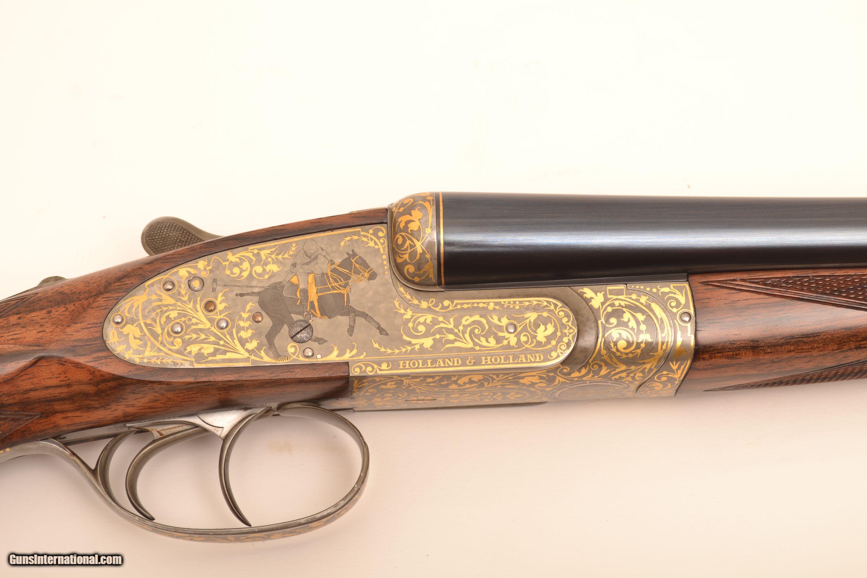 Holland And Holland >> Holland Holland Royal Deluxe 3 Gun Consecutive Serial