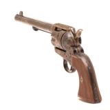 Standard Manufacturing, Single Action Revolver C-Coverage Engraving - 4 of 17