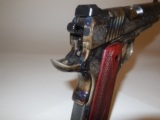 1911 Case Colored #1 Engraved, by Standard Manufacturing Company - 6 of 17