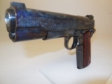 1911 Case Colored #1 Engraved, by Standard Manufacturing Company - 14 of 17