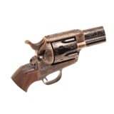 Single Action Revolver C-Coverage Engraving - 13 of 17