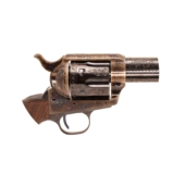 Single Action Revolver C-Coverage Engraving - 11 of 17