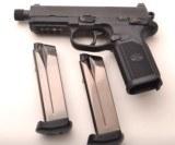 """FNH / FNX - 45 Tactical .45 ACP 5.3"""" Barrel. - 3 of 4"""