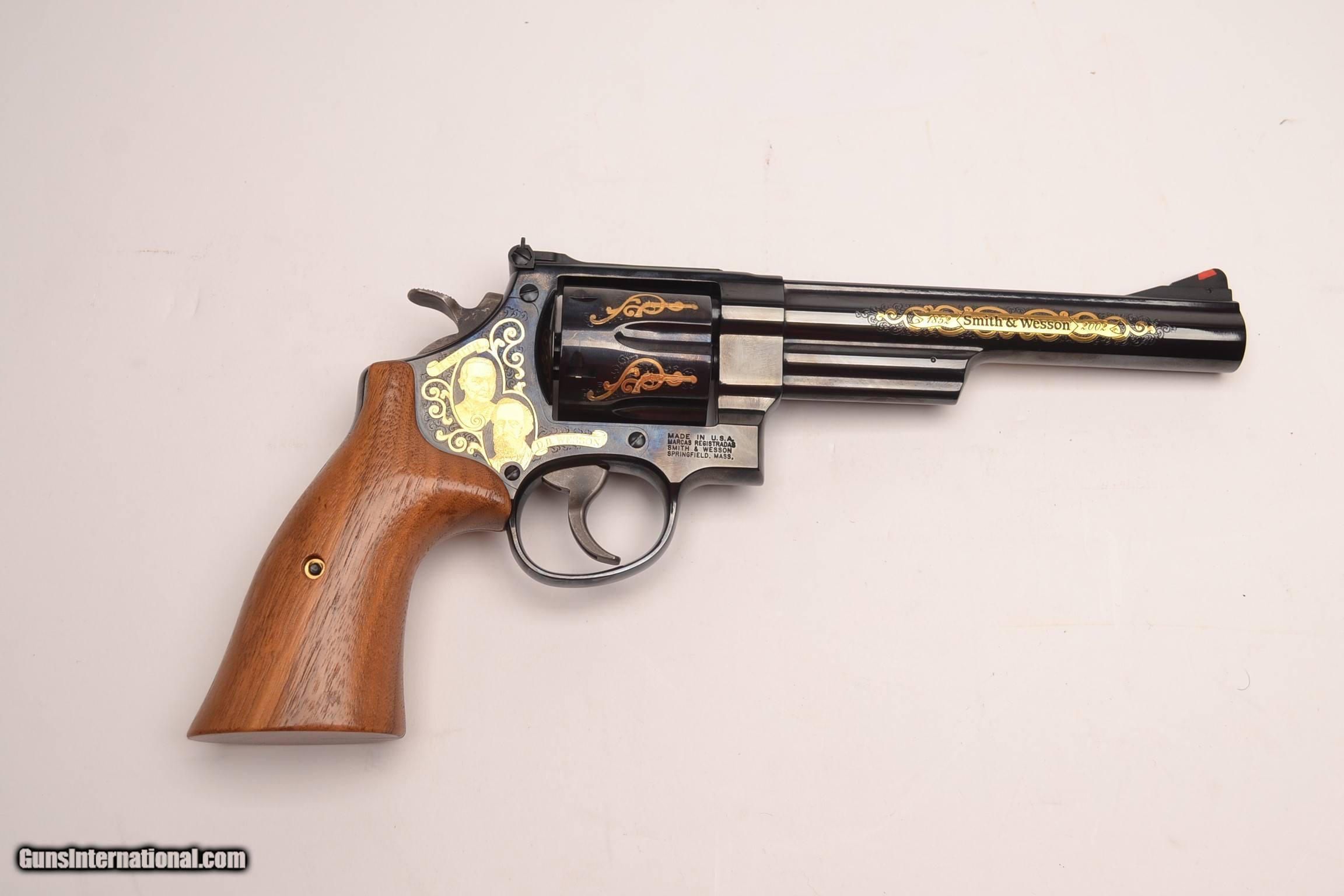 smith wesson 44 magnum revolver model 29 8 150th anniversary