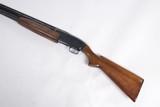 "WINCHESTER – Model 12, 12ga factory 2 barrel set 26"" WS1 & 30"" Full - 9 of 10"