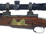 "Galazan Custom,400 H&H Magnum , 23"" barrel, Connecticut Shotgun custom bolt action rifle - 2 of 15"