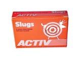 "Activ Precision Rifled Slugs 20ga (2 3/4"" Shell) - 5 Pack"