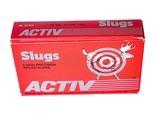"Activ Precision Rifled Slugs 12ga (2 3/4"" Shell / 1 Oz) - 5 Pack *LARGE QUANTITIES AVAILABLE*"