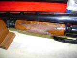 Ithaca 37 Bicentennial 12ga New with Case and Belt Buckle - 15 of 18