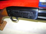 Ithaca 37 Bicentennial 12ga New with Case and Belt Buckle - 2 of 18