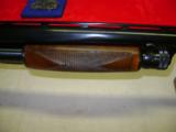 Ithaca 37 Bicentennial 12ga New with Case and Belt Buckle - 3 of 18