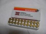Winchester Super X 225 Winchester Ammo Full box