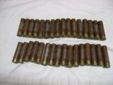 32 Vintage Peters Victor 28ga shells