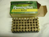Remington 32-20 Full box