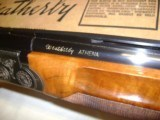 Weatherby Athena Grade IV Field 12ga with Box - 3 of 22