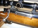 Custom Rifle FN Action 244