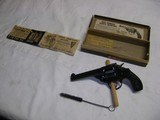 Iver Johnson Saftey Revolver .32 with Box