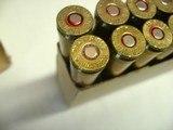 Winchester Super X 458 Win Mag Full box - 4 of 6