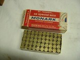 Federal Monark 38 Special Match Full Box