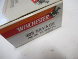 Winchester Super X 303 Savage Full Box - 3 of 6