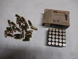 50 rds 9MM Luger ammo